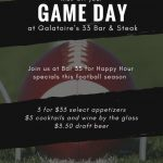 Celebrate Game Day with Galatoire's